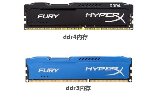关于DDR4和DDR3内存的区别