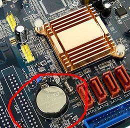 主板电池在哪里 主板电池怎么换
