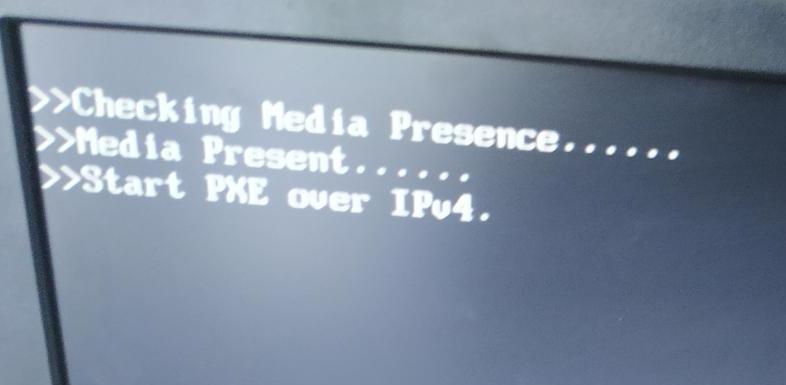 开机提示Checking Media Presence怎么办?
