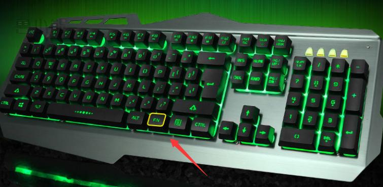键盘wasd和上下左右互换了是怎么回事?